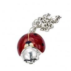 Love Bug silver Keychains