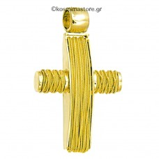 18 Carat gold cross