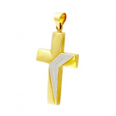 Cross of 18K Gold