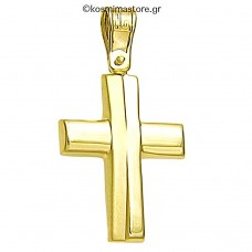 Cross of 14K Gold